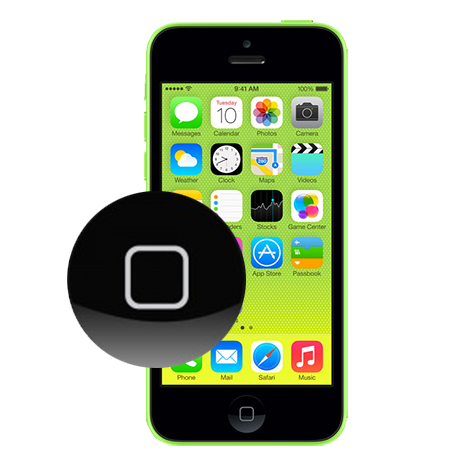 iphone 5c home button not working iphone 5c home button repair irepairit iphone repair 9081